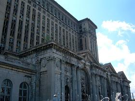 Urban Adonia Abandoned Buildings Of Detroit