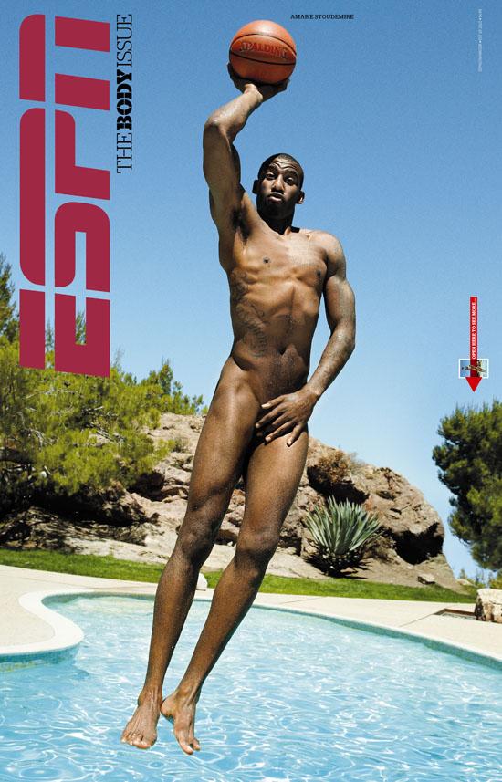 Naked Men Basketball