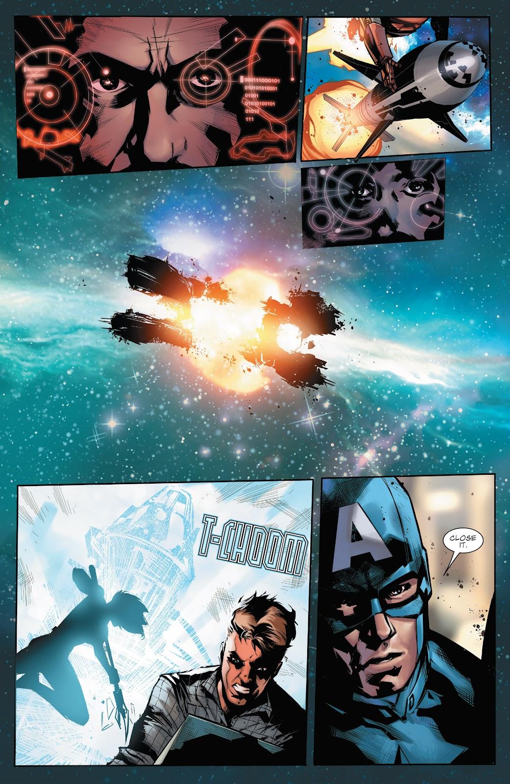 Read online Marvel's The Avengers comic -  Issue #2 - 17