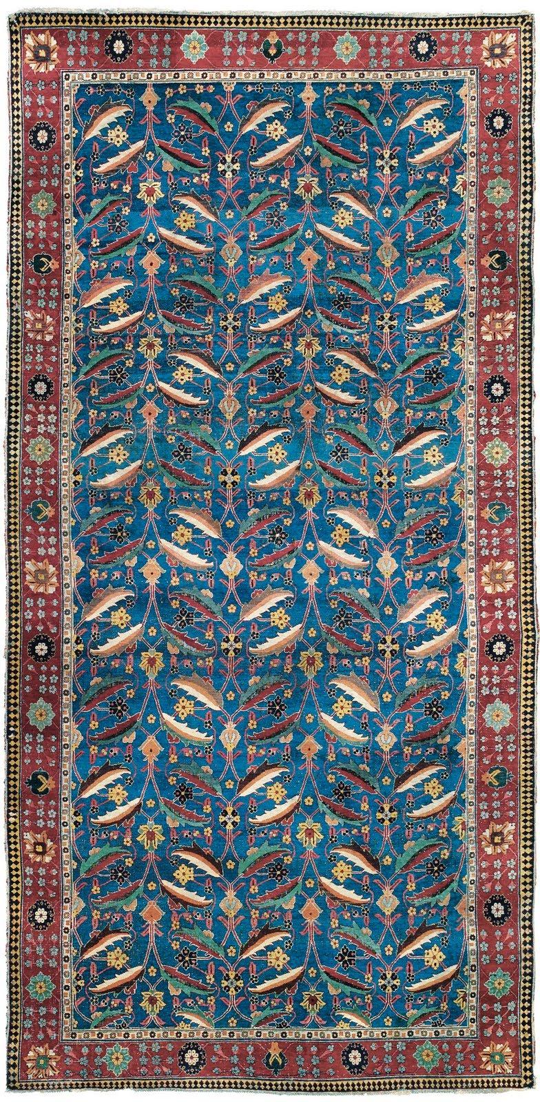 TEA AND CARPETS: Safavid Floral and Polonaise Carpets ...