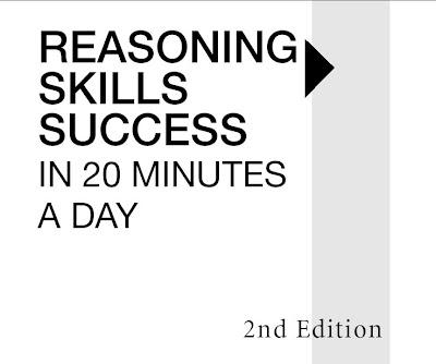 GRE Preparation Guide: GRE Reasoning Skills Success