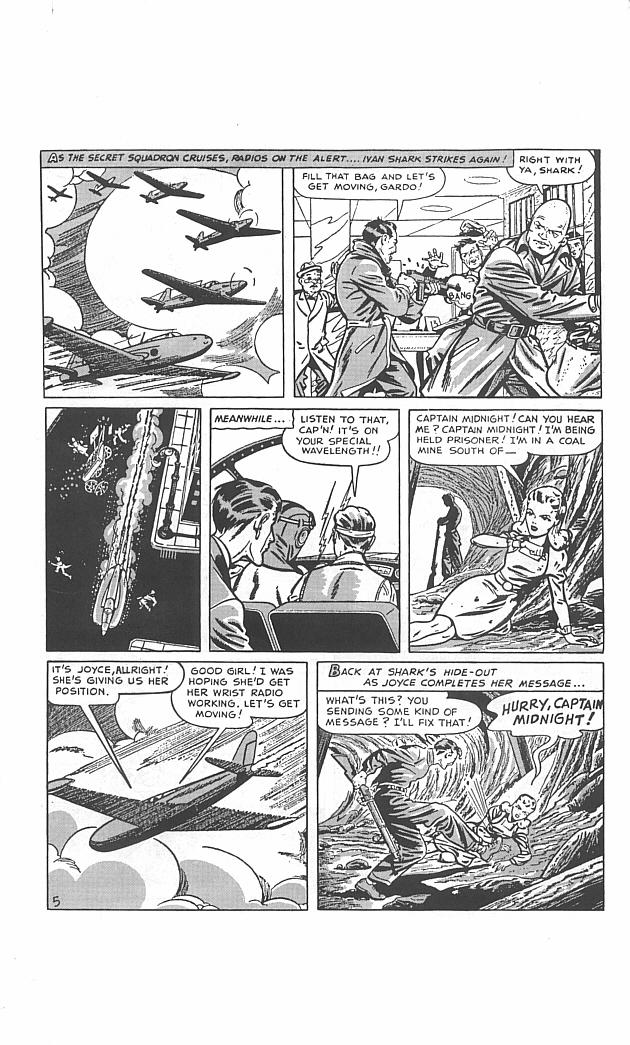 Read online Golden-Age Men of Mystery comic -  Issue #10 - 28