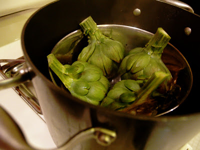 Spring Has Arrived: It's Artichoke Time!