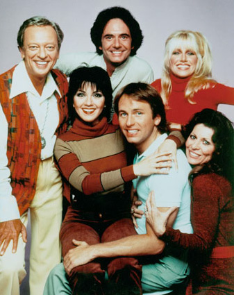 Threes company cast nude