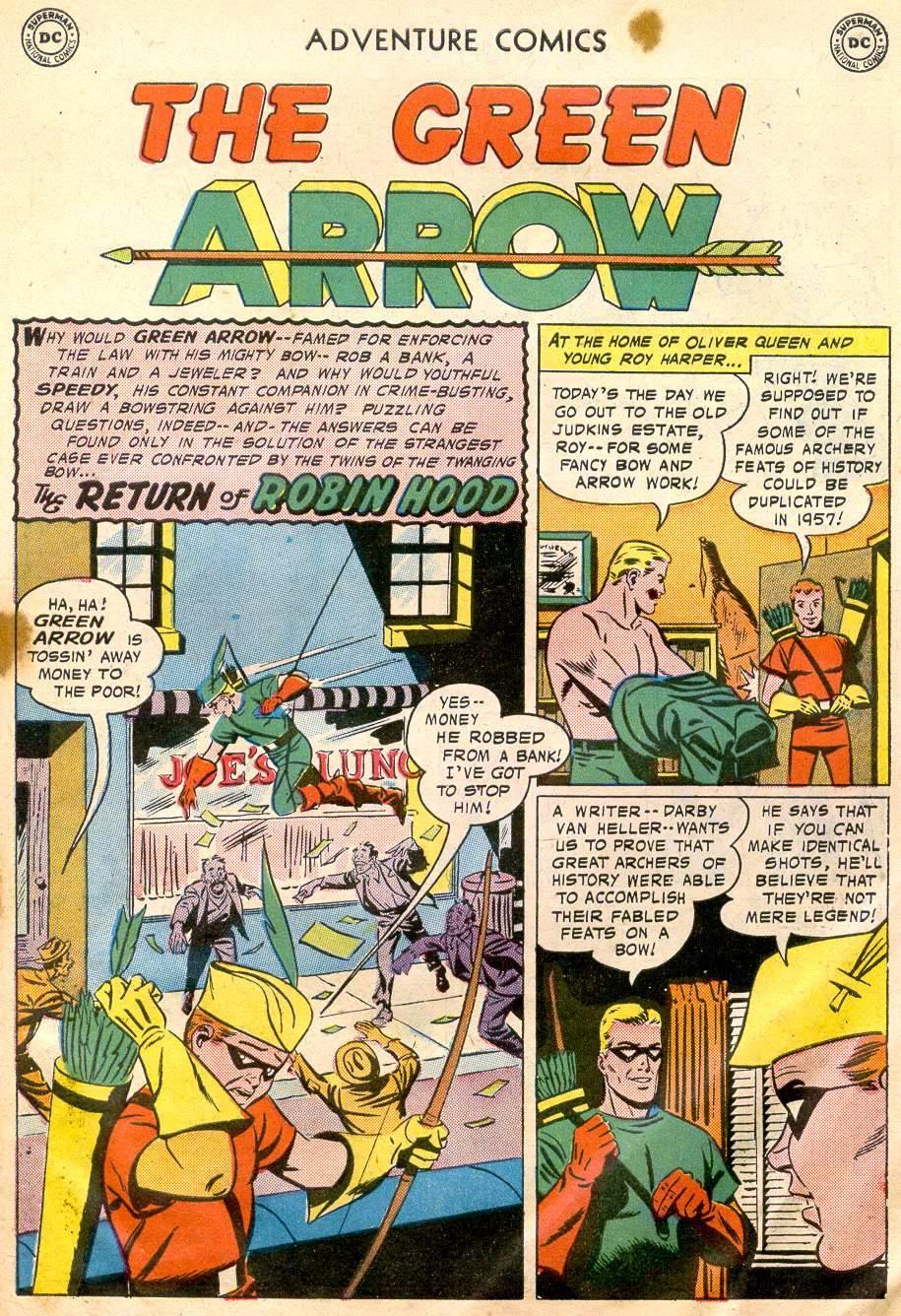 Read online Adventure Comics (1938) comic -  Issue #242 - 27