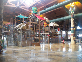 great wolf lodge family-resort in Kansas City