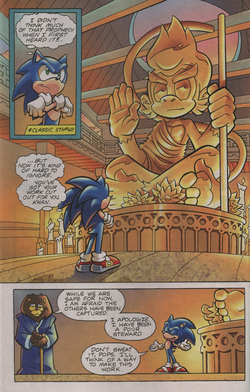 Read online Sonic Universe comic -  Issue #13 - 5