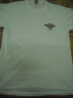 Cafe Lisbon OldschoolzoneHard Rock Shirt T dCBtshrQx