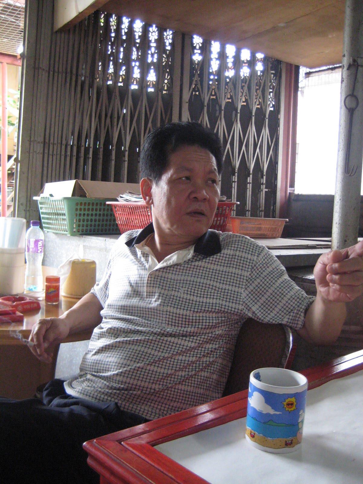 香港 早,午,晚: 元朗神醫+流浮山海鮮