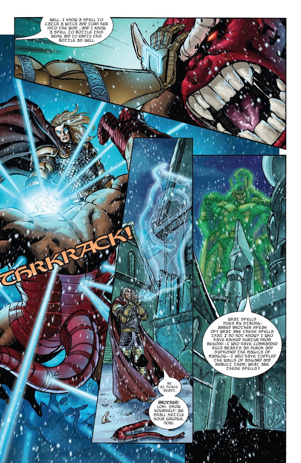 Read online Thor: Ragnaroks comic -  Issue # TPB (Part 3) - 33