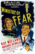 Ministry of Fear / Ray Milland and Marjorie Reynolds