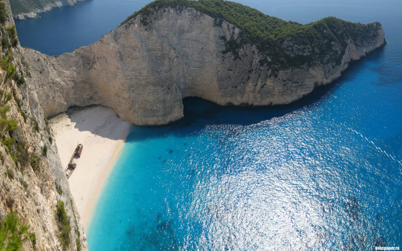 Navagio Beach, Greece images