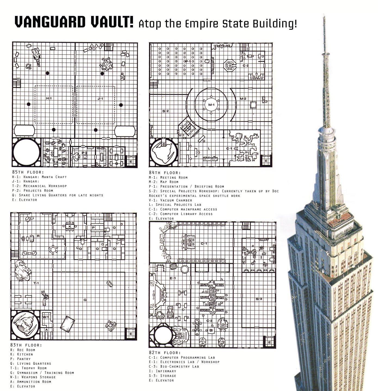 vault 106 living quarters