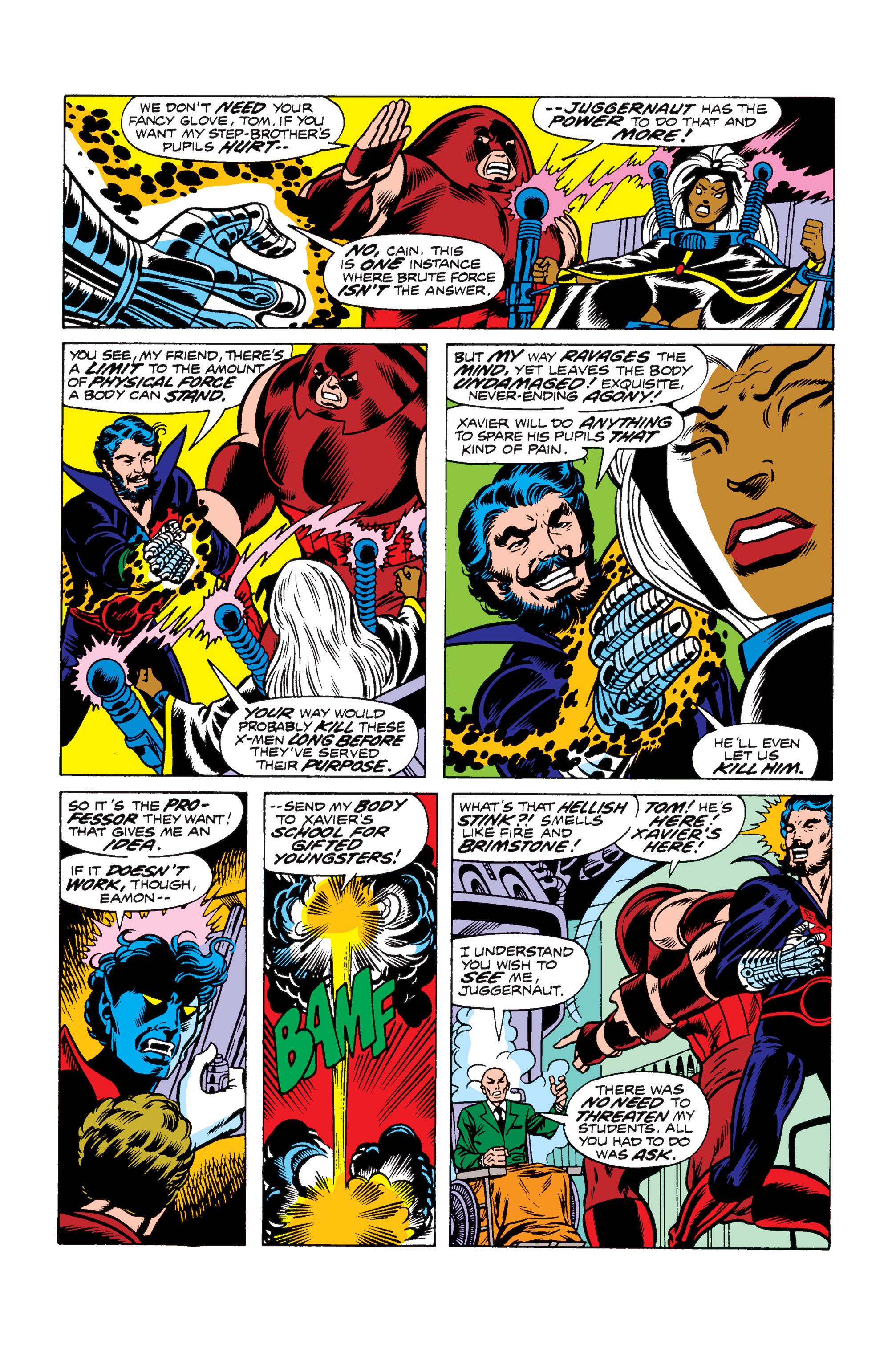 Uncanny X-Men (1963) 103 Page 6