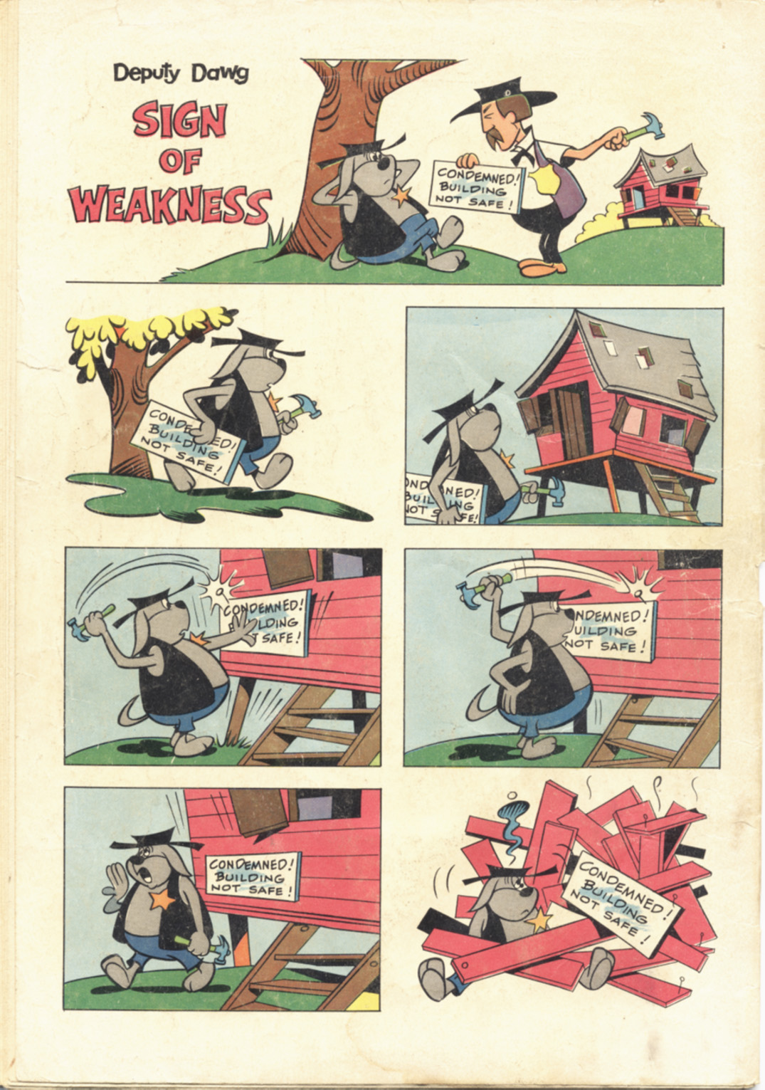 Four Color Comics issue 1238 - Page 36