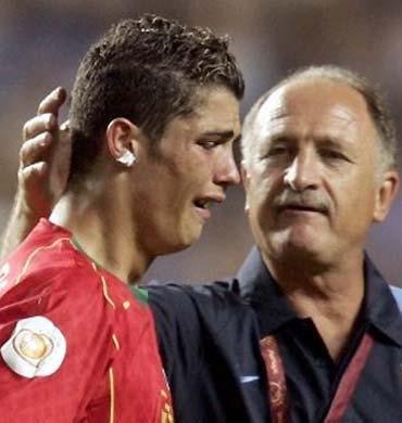 Ronaldo Pussy.