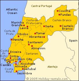 mapa portugal lisboa Mapa turístico de lisboa | Turismo en Portugal mapa portugal lisboa