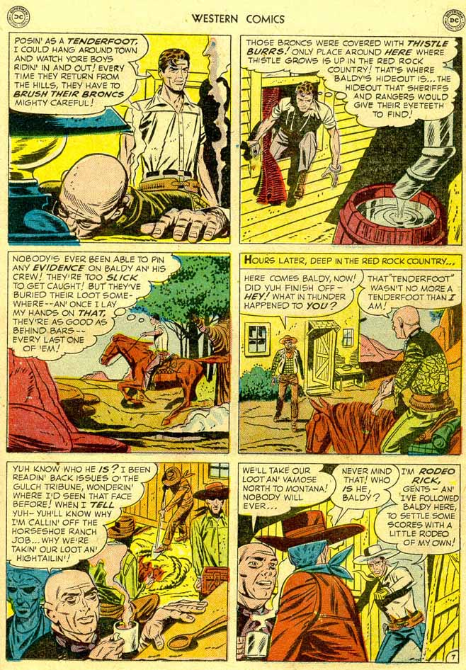 Western Comics issue 23 - Page 21