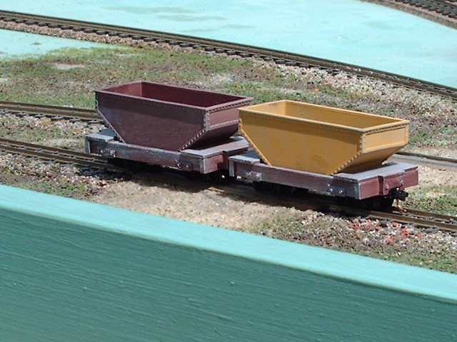 Boulder Lode Mining O Scale Narrow Gauge Micro Layout On18