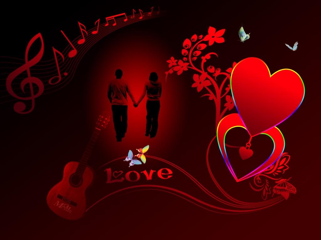 My multimedia portfolio graphic design for Love design