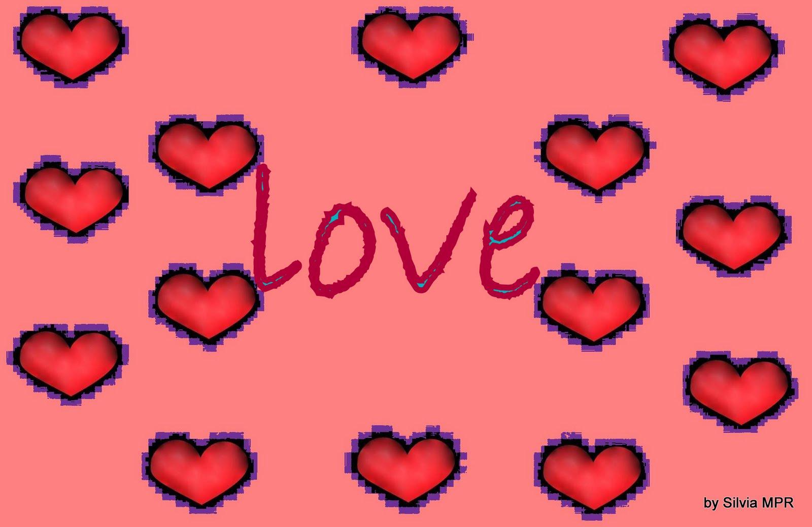 Dibujos De Amor: PZ C: Corazones