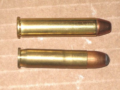 Bob Shell's Blog: The 351 Winchester Self Loader