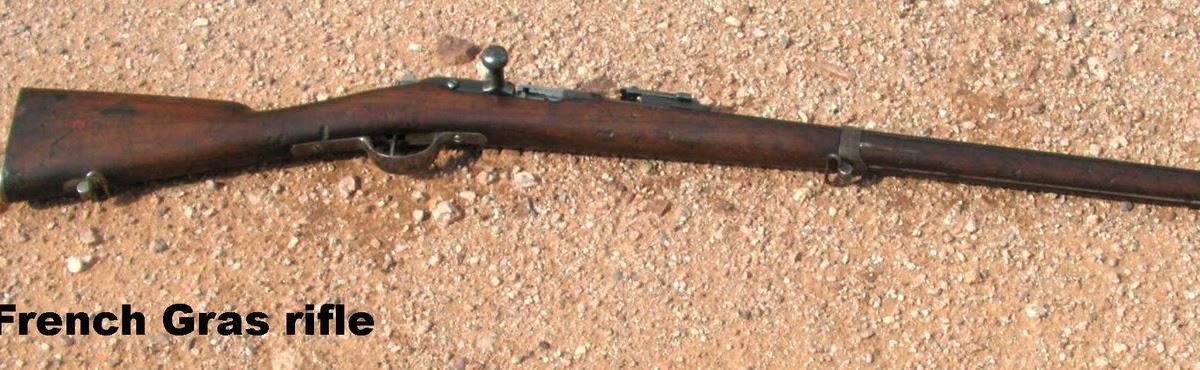 Bob Shell's Blog: The French Gras Rifle