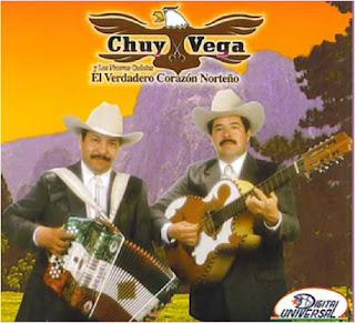 Chuy Vega - Discografia (36 Discos) (1 Link / Enlace) - www.BajarCorridos.com