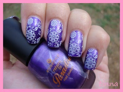 ESSENCE - MY LITTLE ORCHID & KONAD
