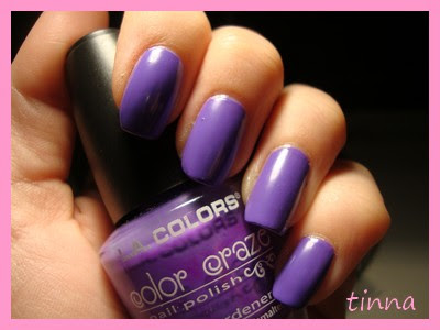 L.A. COLORS - TROPICAL BREEZE & BM