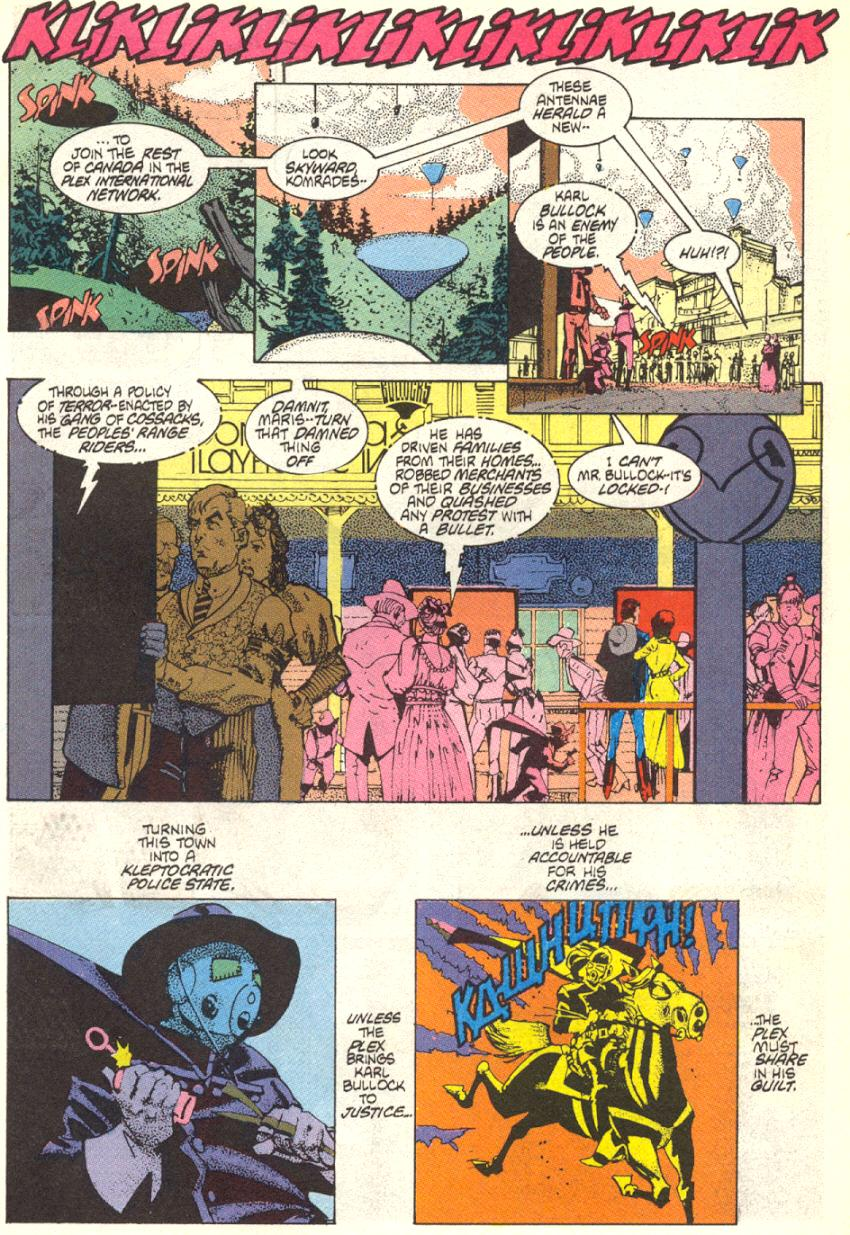 American Flagg! issue 16 - Page 6