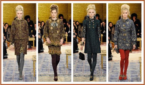 Fashion Knows Knows Chanel Pre Fall 2011 Preview Show Release