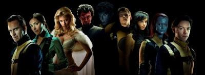 X-Men First Class Filme