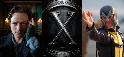 X-men First Class Trailer - X-men First Class Film