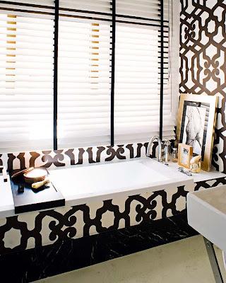 Modern glamour an interior design for Modern glamour interior design