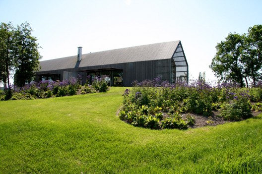 Barn House — farmhouse — home design
