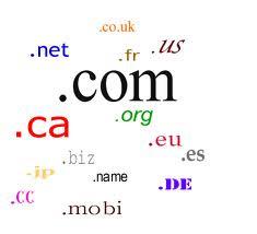 Macam Macam Ekstensi Domain Gratis