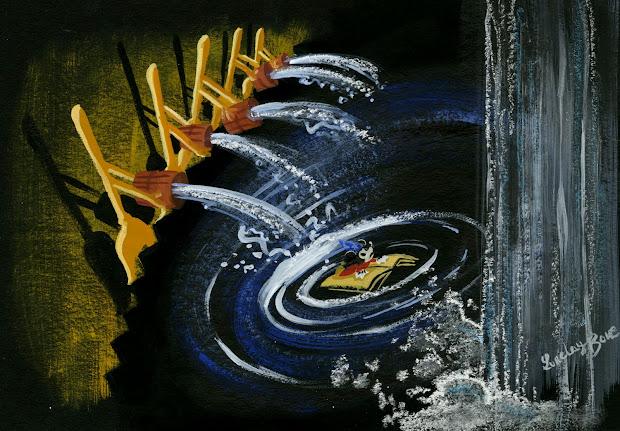 Lorelay Bove Disney Art