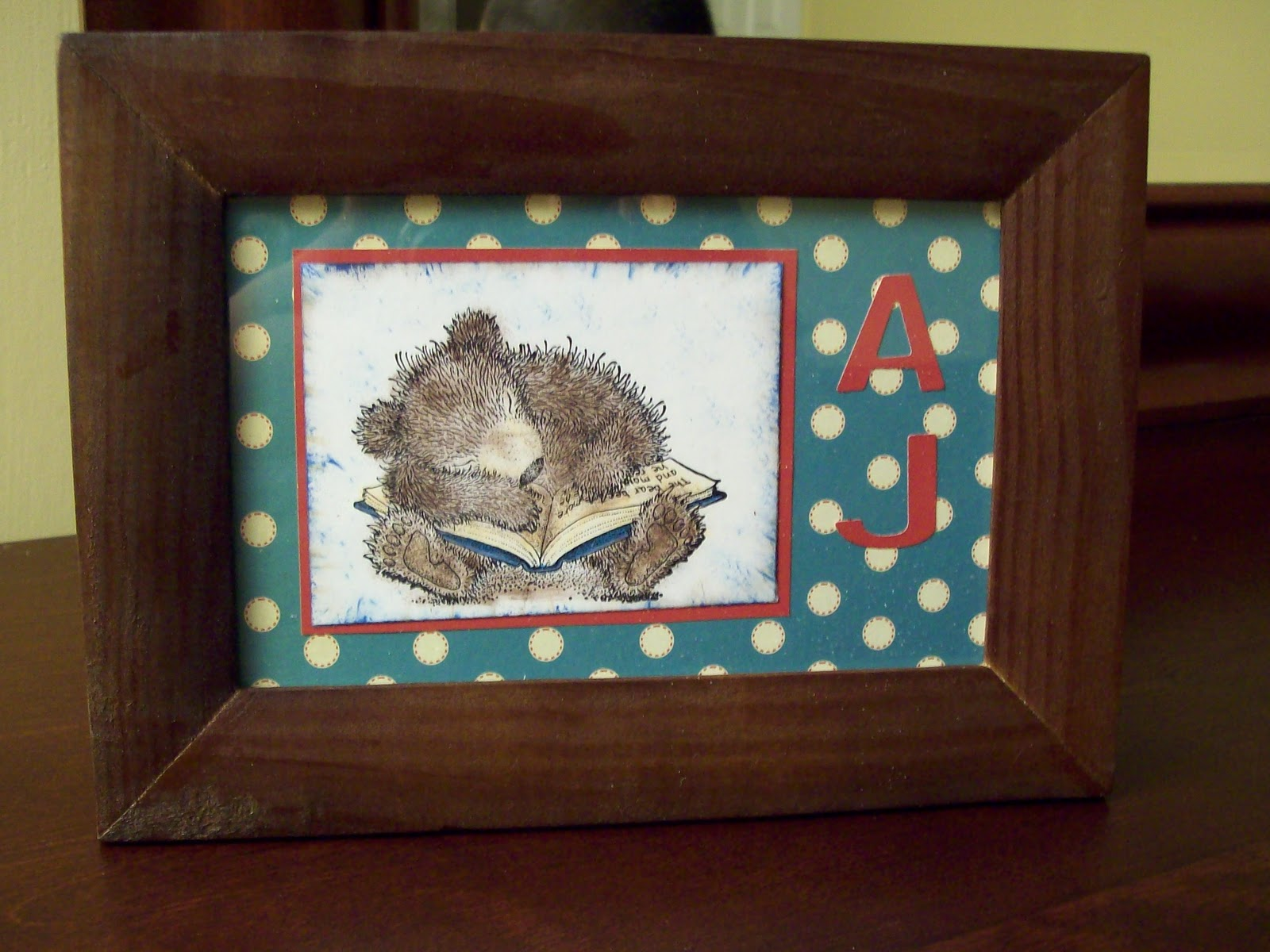 looking for an easy  inexpensive homemade gift  Well  look no furtherHomemade Picture Frames
