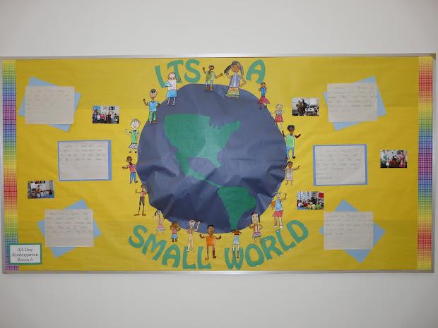 World Bulletin Board Ideas