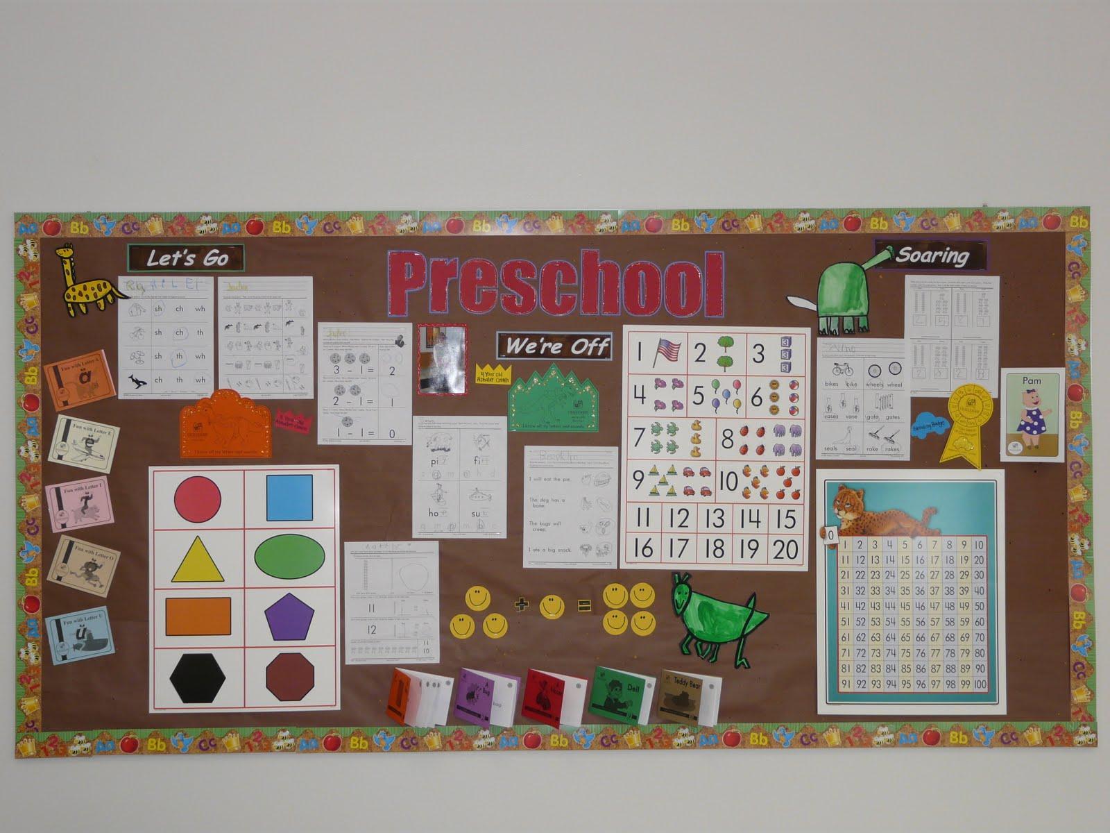 Bulletin Board Ideas November 2009