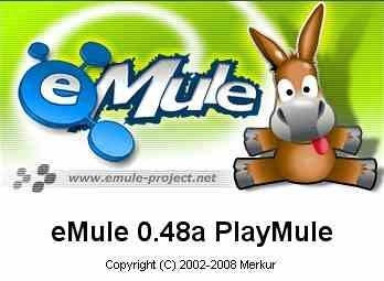 eMule 0.48a PlayMule Build 080624