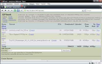 nt Client Mod v20101006a - Leecher Mods - I2Psnark XL