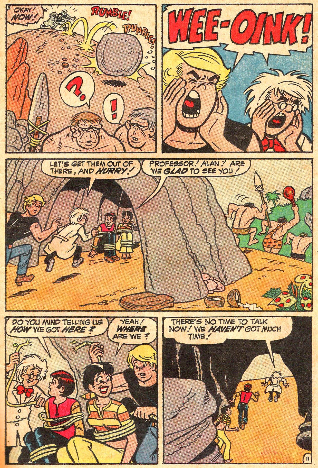 Read online She's Josie comic -  Issue #56 - 15