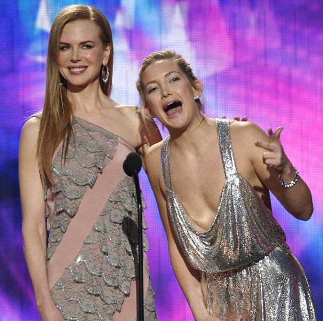 Celebrity Gossip Kate Hudson Nipple Slip
