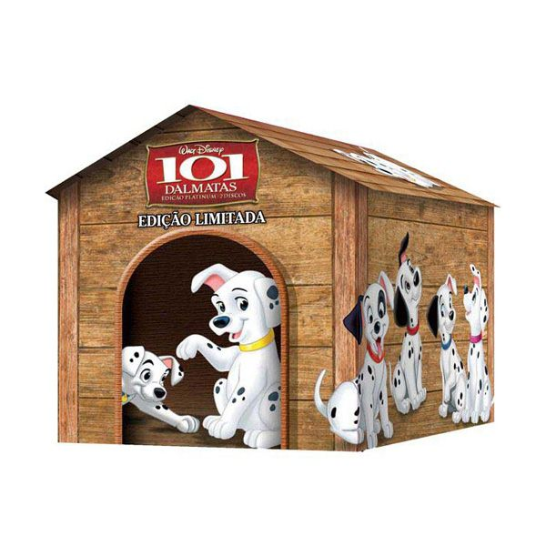 Lista DVD PS2: 101 Dalmatas (One Hundred And One Dalmatians