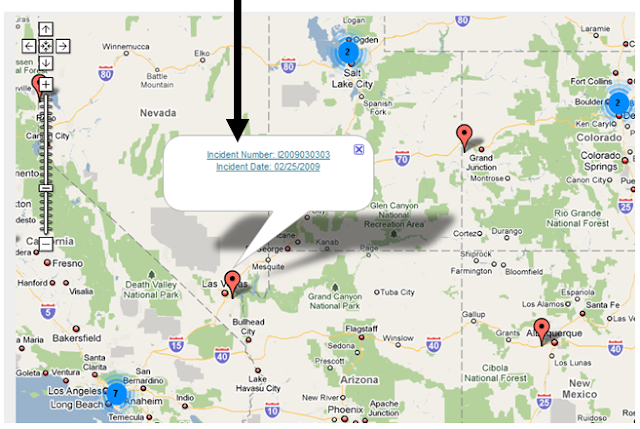 Data Analytics Blog: Integrating OBIEE and Google Maps and Drilling