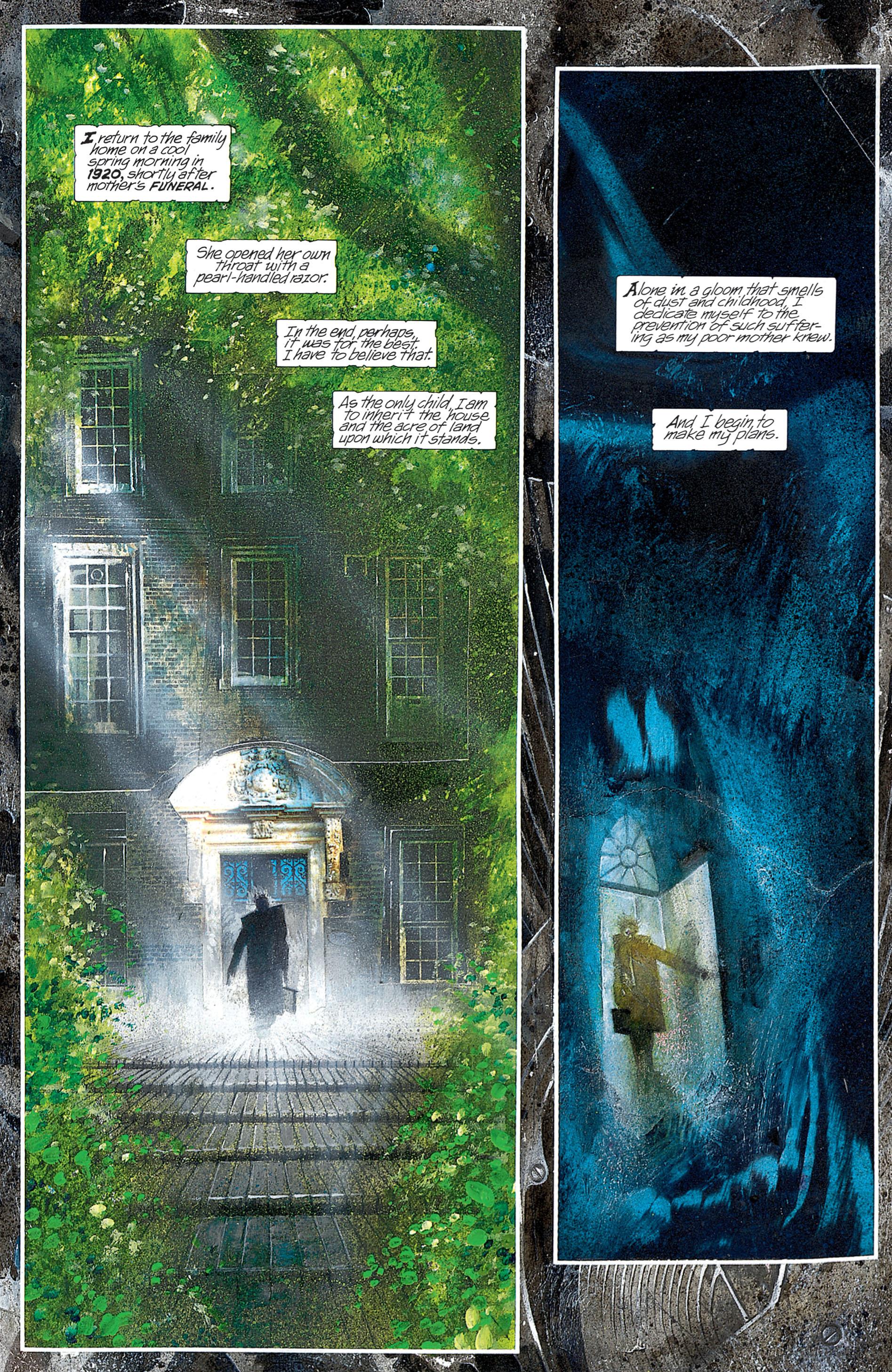 Read online Arkham Asylum comic -  Issue #Arkham Asylum Full - 20