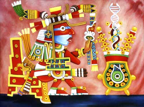 The Aztec Civilization: Aztec Religion