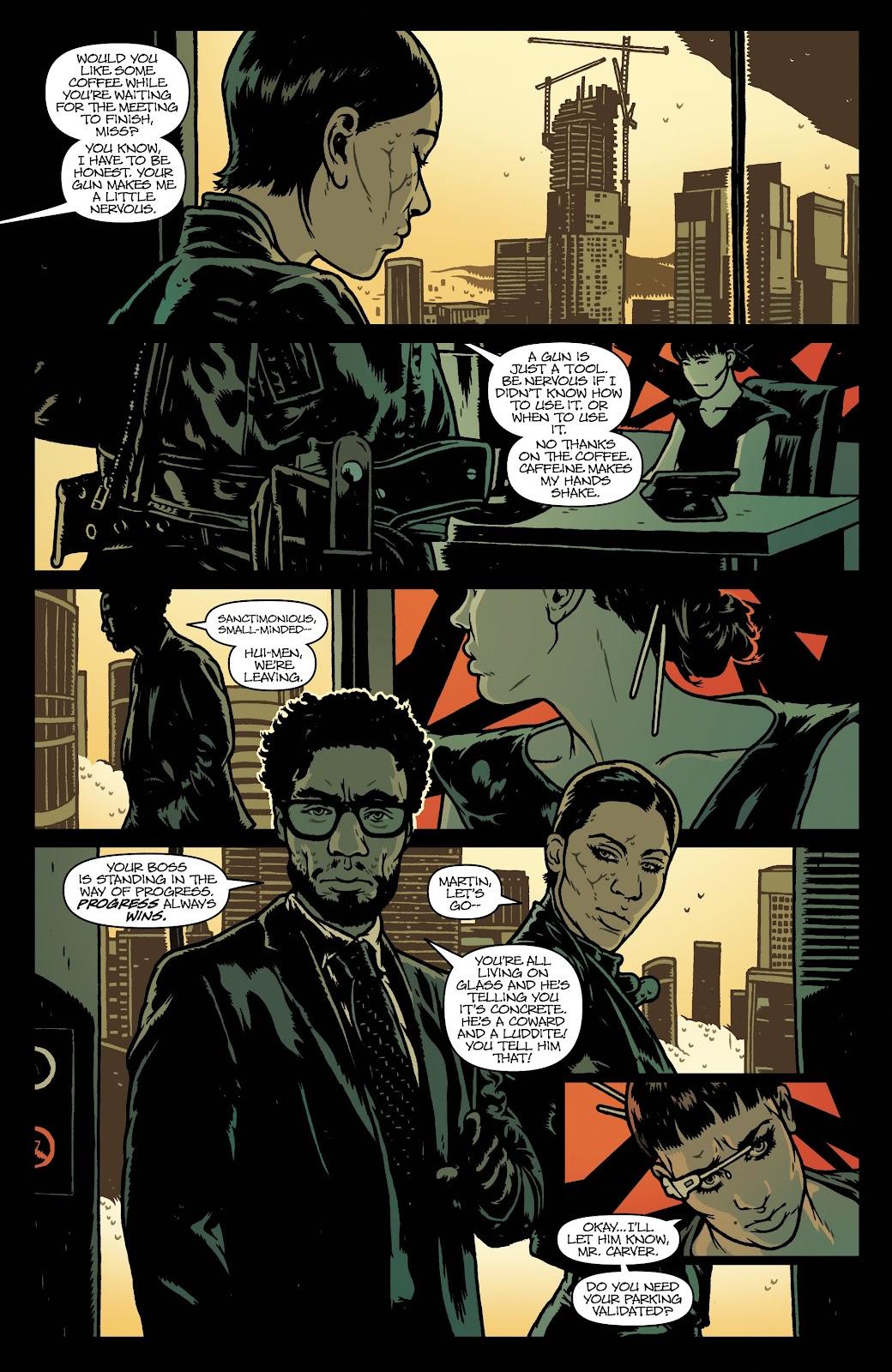 Read online Vindication comic -  Issue #1 - 29